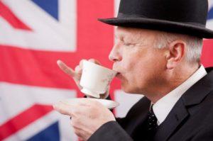 британские традиции вежливости