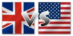 американский и британский диалекты английского языка