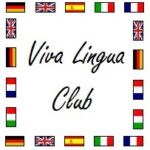 Разговорный клуб viva lingua логотип клуба