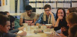 Разговорный клуба английского языка для школьников