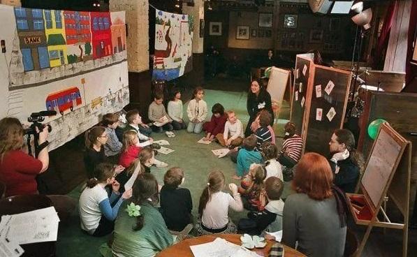 Разговорный клуб для младшей школы