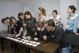 Специальные разговорные клубы английского языка для студентов