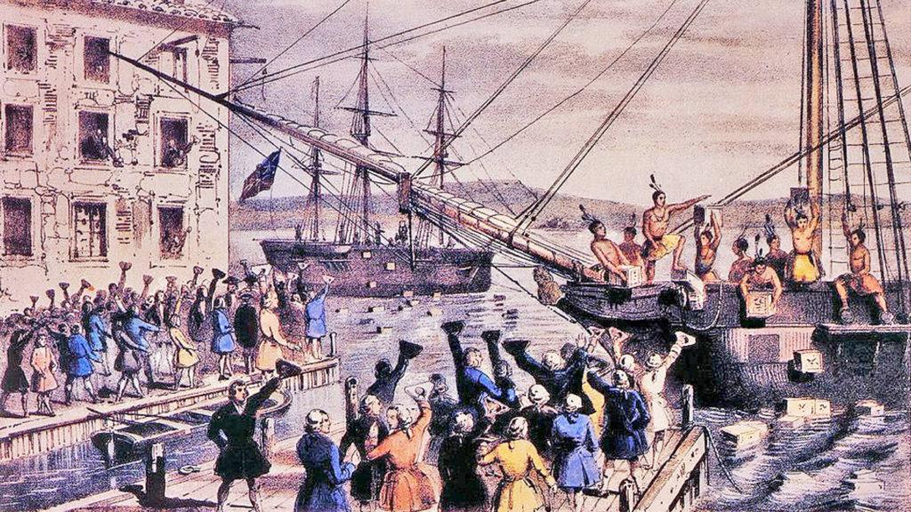 Влияние развития морской торговли на английский язык