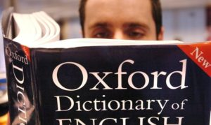 обновления оксфордского словаря за 2017 год