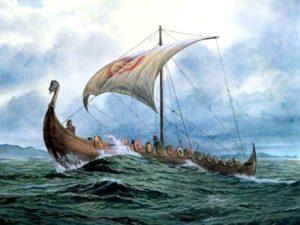 викинги экспансия