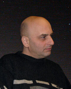 Илья Шальнов, преподаватель английского языка