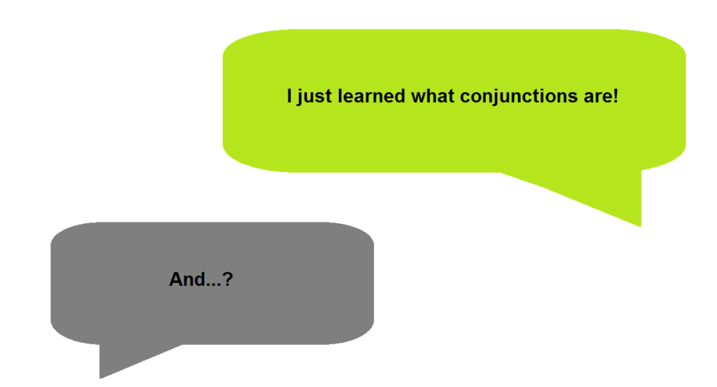 союзы в английском