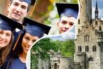 Артикли с замками и университетамиАртикли с замками и университетами